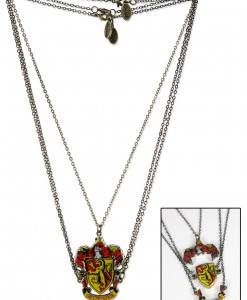 Gryffindor Crest Necklace