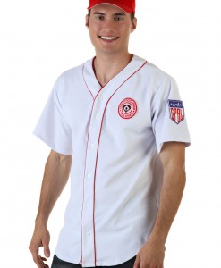 Rockford Peaches Men's Jersey