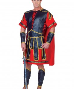 Plus Size Men's Gladiator Costume