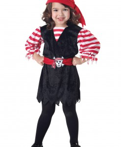 Toddler Pirate Cutie Costume