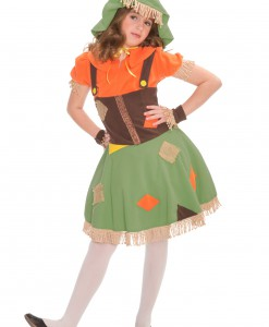 Child Sassy Scarecrow Costume