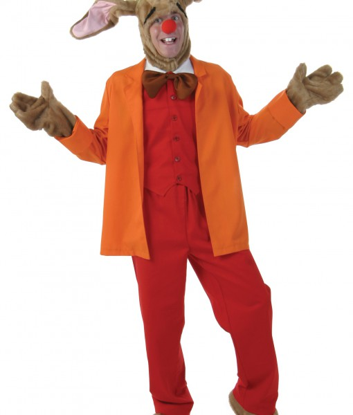 Plus Size Deluxe March Hare Costume