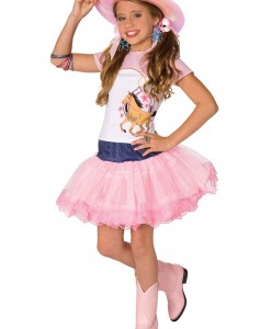 Planet Pop Star Cowgirl Costume
