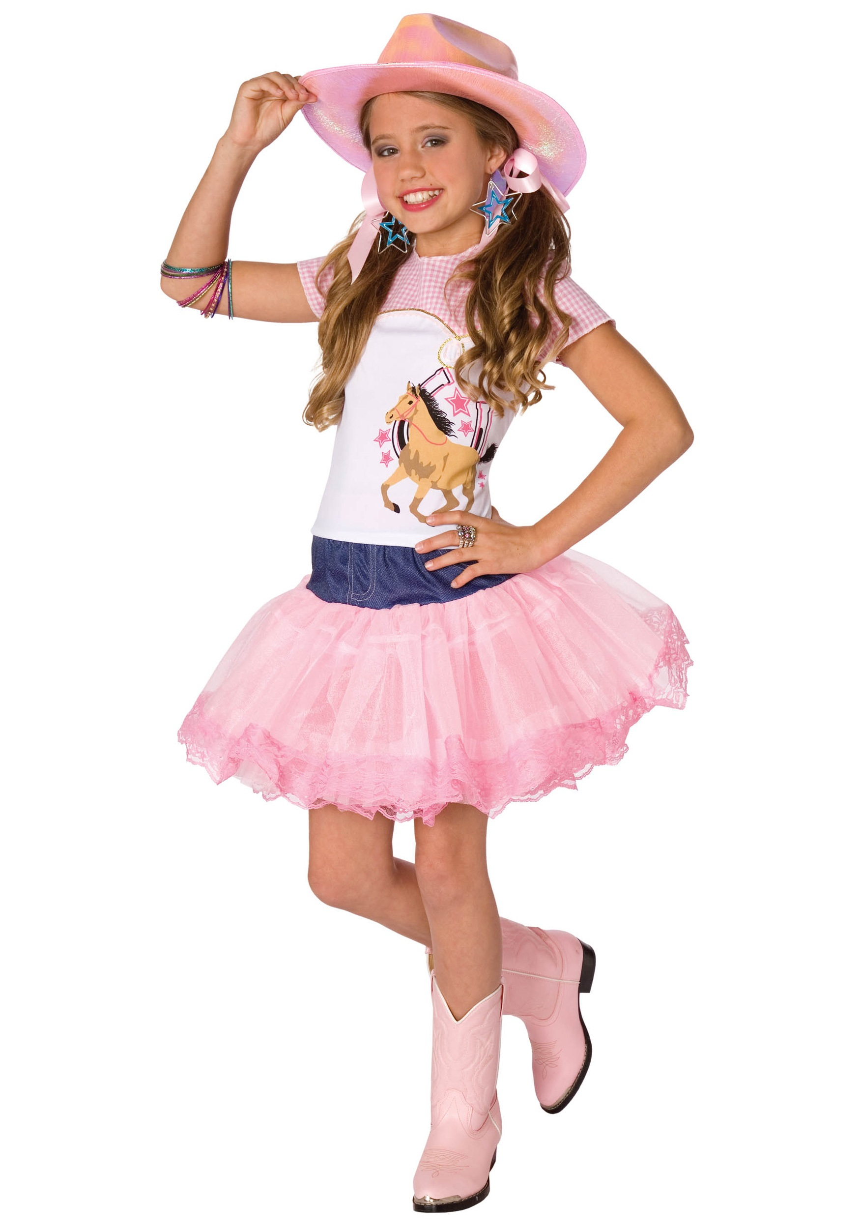 planet pop star cowgirl costume - halloween costume ideas 2018