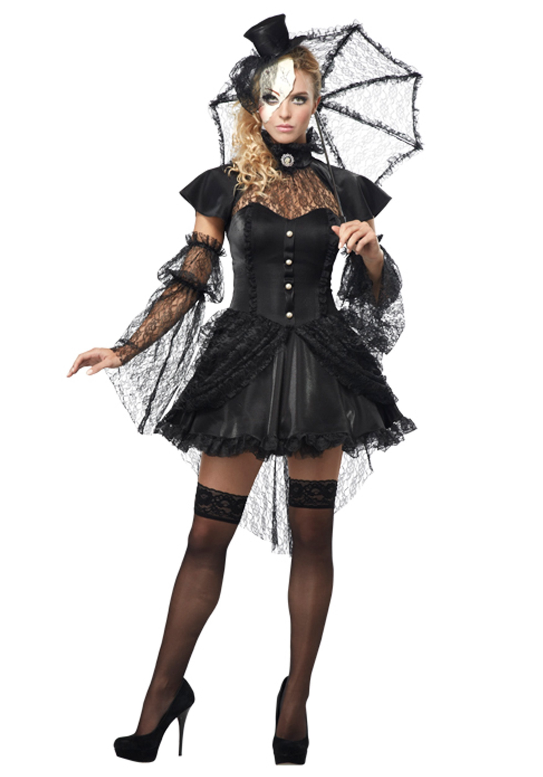 Gothic Costumes - Halloween Costume Ideas 2016