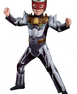 Boys Robo Knight Megaforce Toddler Muscle Costume