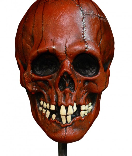 Nightowl Skull Blood Red Mask
