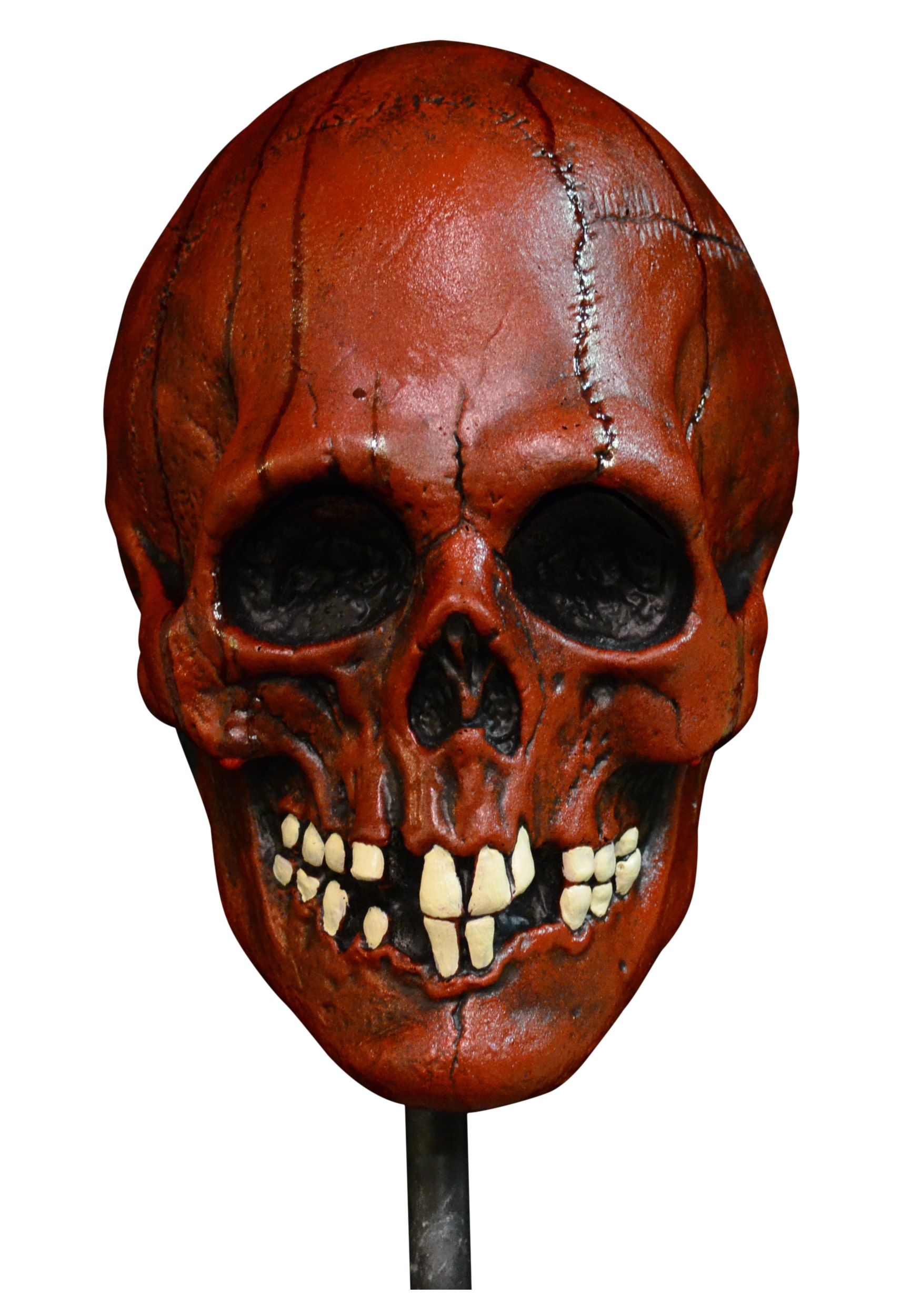 nightowl skull blood red mask - halloween costume ideas 2018