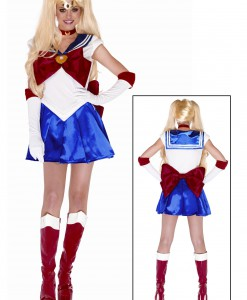 Plus Womens Sailor Moon Costume