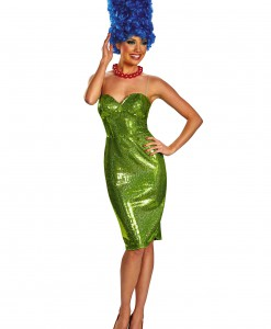 Glam Marge Deluxe Costume