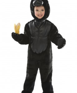 Gorilla Toddler Costume