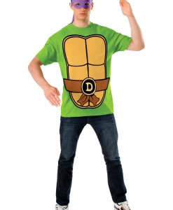 TMNT Donatello Adult Costume Top