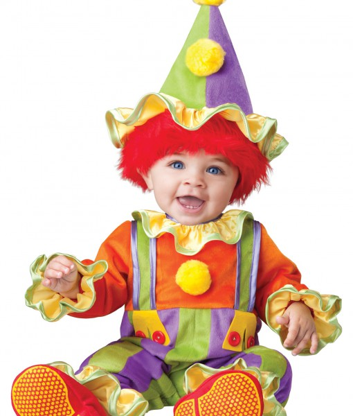 Cuddly Clown Costume