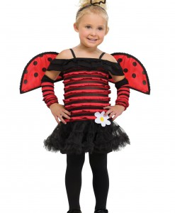 Toddler Little Lady Bug Costume