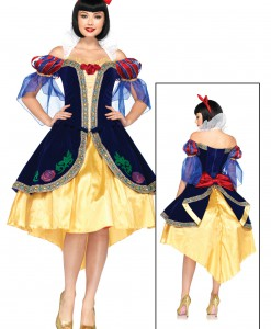 Women's Disney Deluxe Snow White Costume