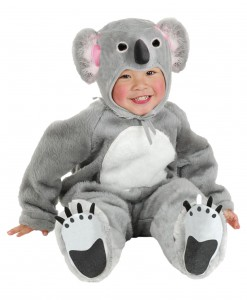 Cute Toddler Koala Costume