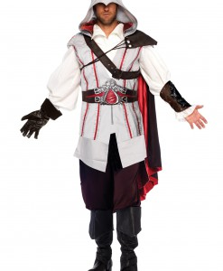 Plus Size Assassin's Creed Ezio Costume