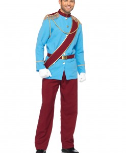 Plus Size Disney Prince Charming Costume