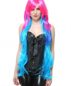 Enchanted Mermaid Wig