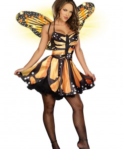 Sexy Monarch Fairy Costume