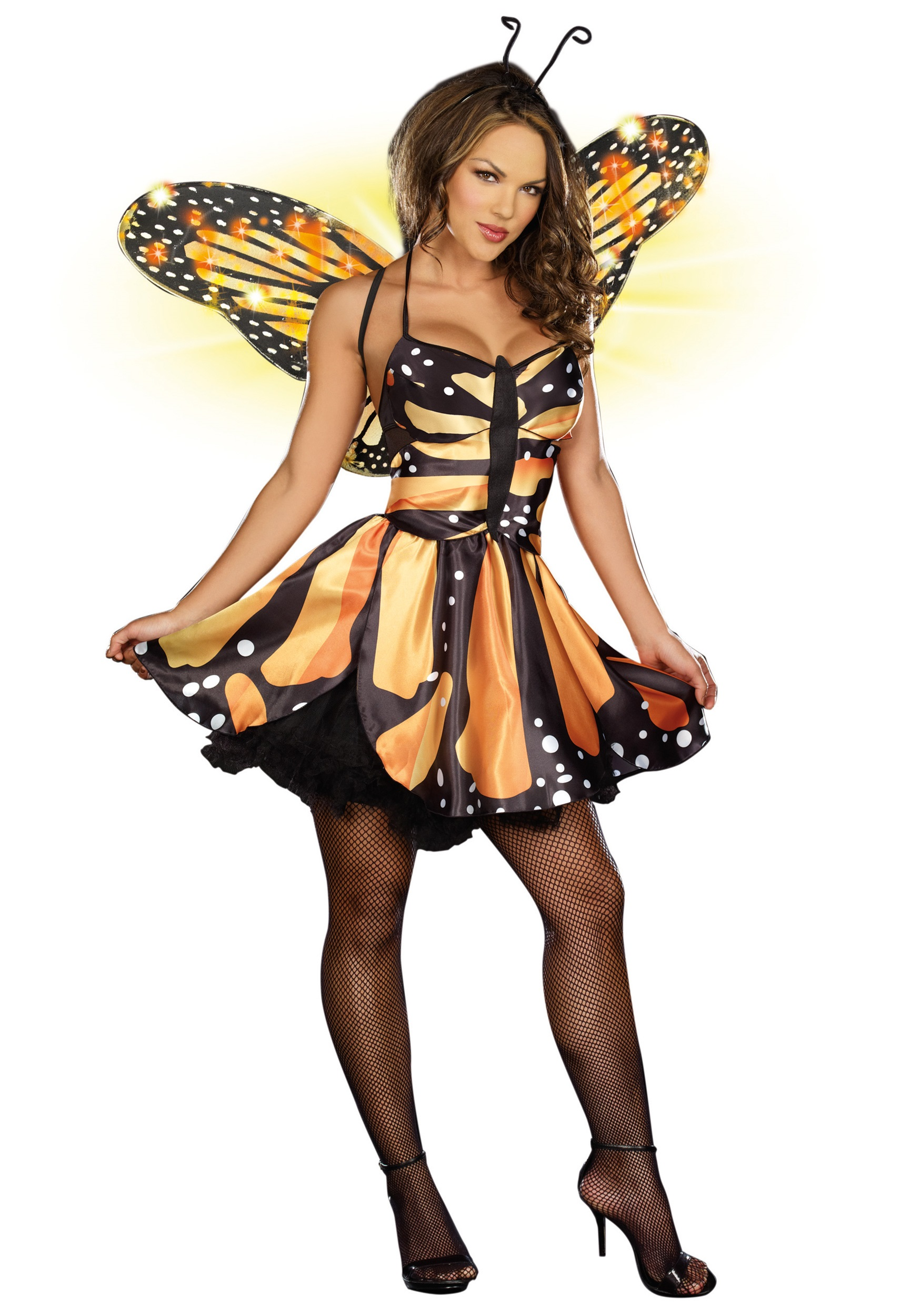 Sexy Monarch Fairy Costume  sc 1 st  Halloween Costumes & Sexy Monarch Fairy Costume - Halloween Costume Ideas 2016