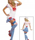 Sailor Pin Up Costume
