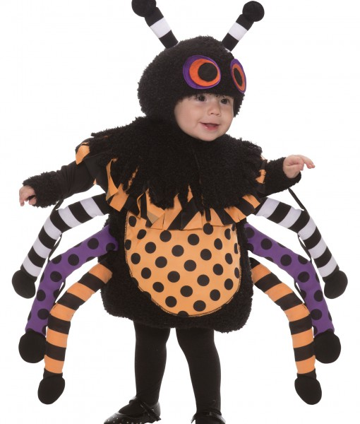Toddler Polka Dot Spider Costume