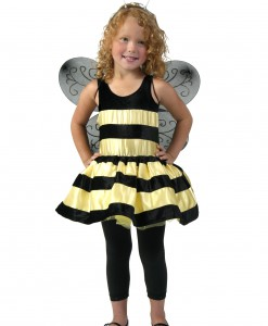 Toddler Tutu Bumble Bee Costume
