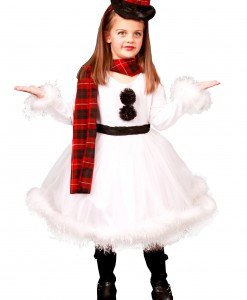 Shelby the Snowman Costume