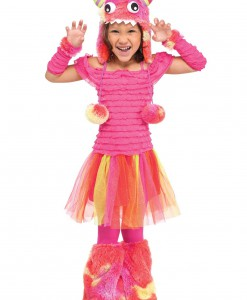 Toddler Wild Child Costume