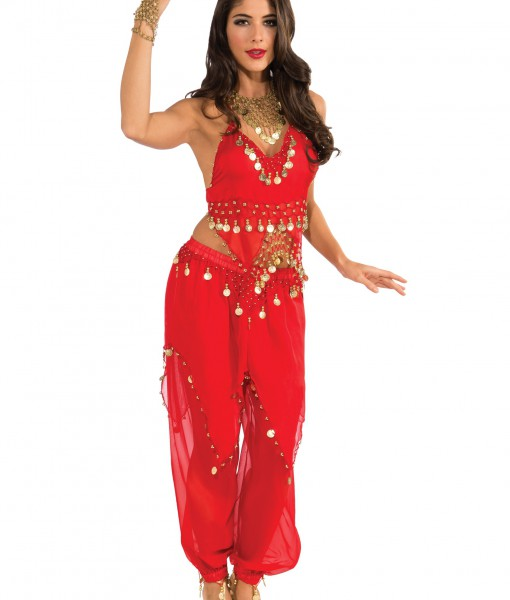 costume Adult belly dancer