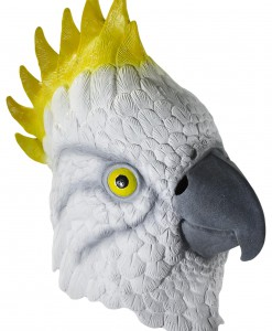 Deluxe Latex Parrot Mask