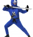 Toddler Ninja Avengers Series II Blue Costume