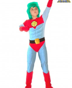 Kids Captain Planet Costume