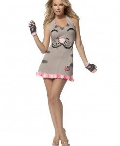 Women's Soft Kitty Costume