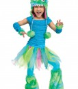 Toddler Blue Beastie Costume