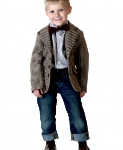 Toddler Doctor Professor Costume