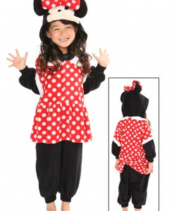 Kids Minnie Pajama Costume