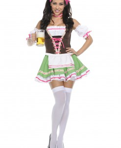 Exclusive Deluxe German Girl Costume