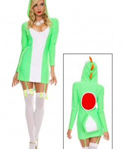 Womens Yoshee Costume