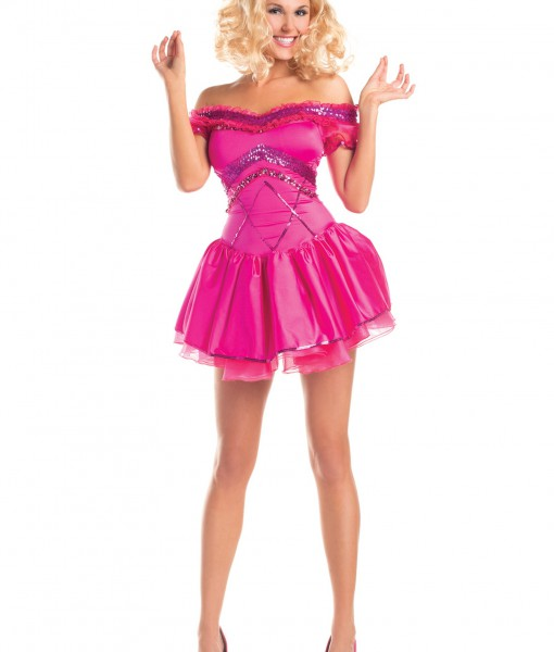 Ladies Redneck Pageant Princess Costume
