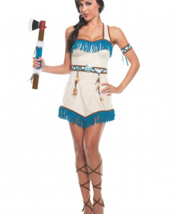 Women's Native Princess Costume