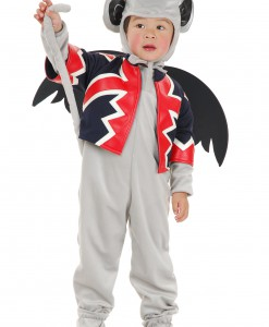 Toddler Boys Winged Monkey Costume
