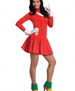 Adult Knuckles Dress Costume