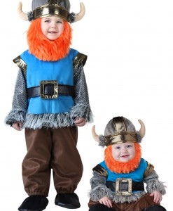 Li'l Viking Costume
