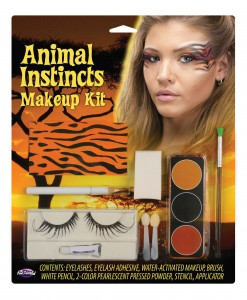 Tiger Animal Instincts Makeup Kit