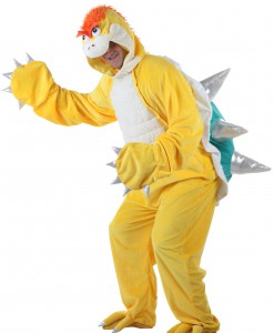 Adult Yellow Dinosaur w/ Green Shell Costume  sc 1 st  Halloween Costumes & Dinosaur Costumes | Buy Dinosaur Costume For Kids u0026 Adults