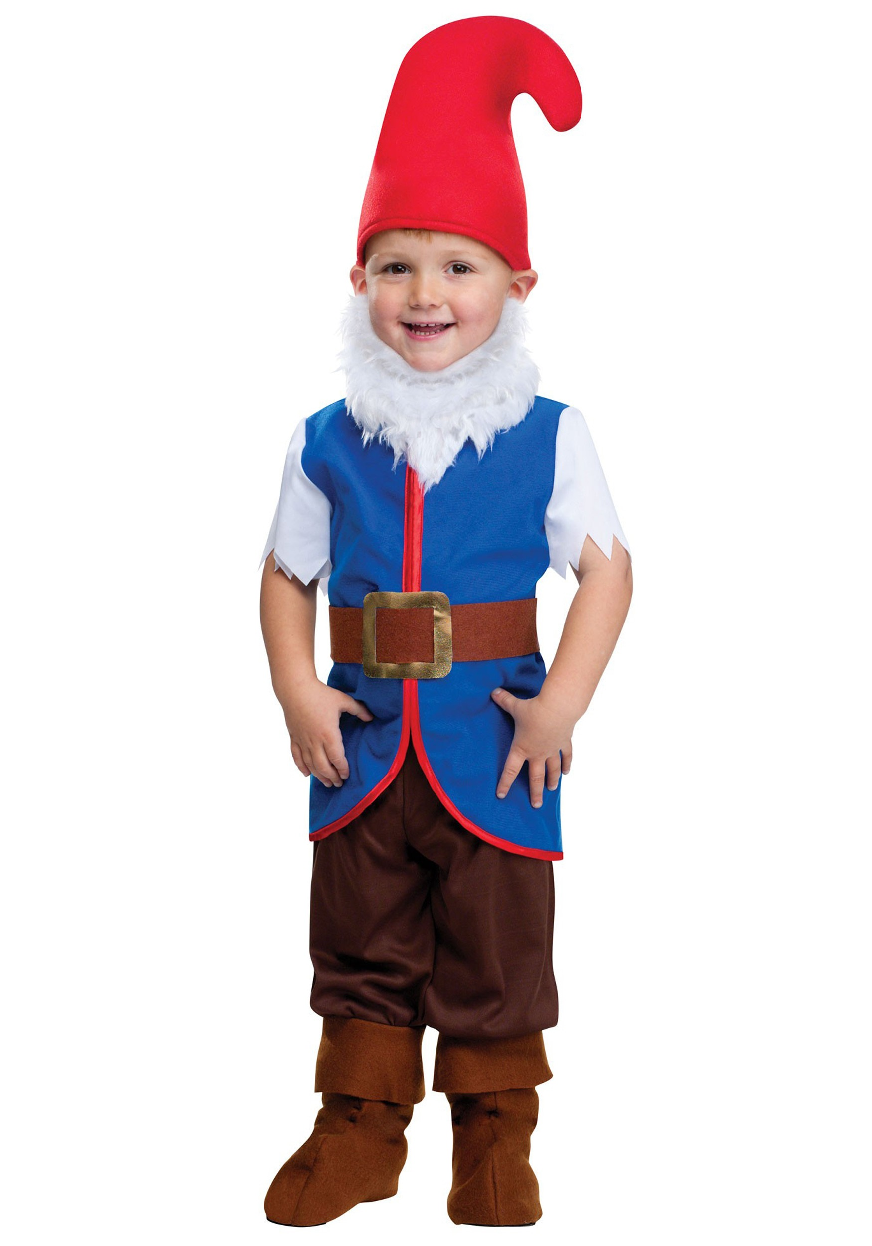 Toddler Gnome Boy Costume - Halloween Costume Ideas 2016