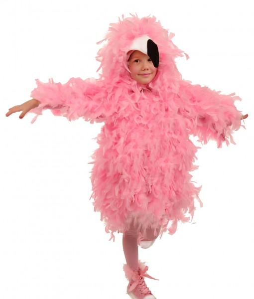 Fancy Flamingo Costume