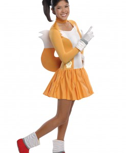 Teen Girls Tails Dress Costume